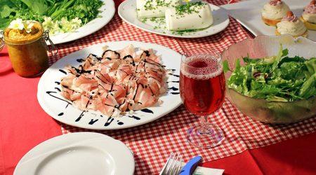 Dirndltaler-Essen